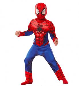 disfraz superheroe niño