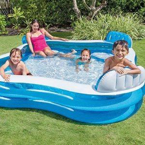 mejores piscinas inflables para niños